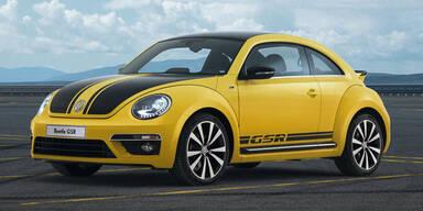 Jetzt startet der neue VW Beetle GSR