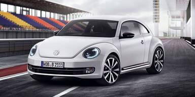 """Weltpremiere des neuen VW """"The Beetle"""""""