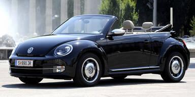 VW Beetle 50s Cabrio TDI im Test