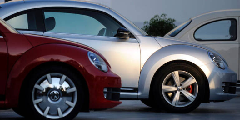 Absatzrekord: VW überholt Toyota