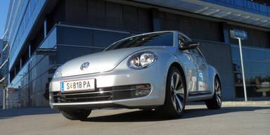 Neuer VW Beetle mit Top-Motor im Test