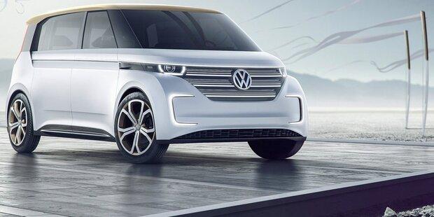 VW plant kompaktes Super-E-Auto