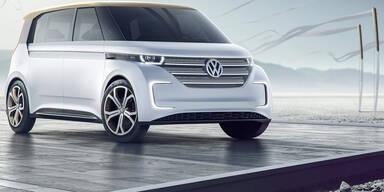 VW startet große E-Auto-Offensive