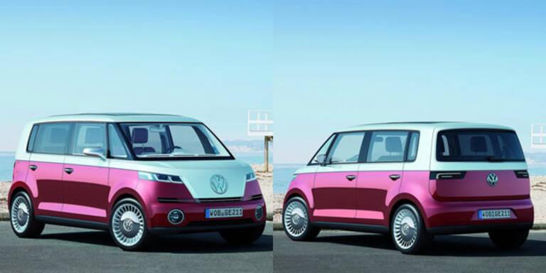 VW bringt jetzt den Bulli zurück