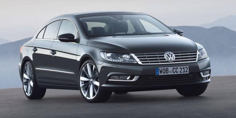 Das ist der neue VW (Passat) CC