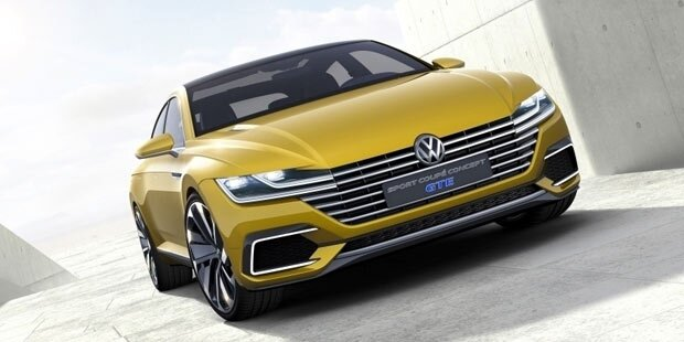VW gibt Ausblick auf den neuen CC