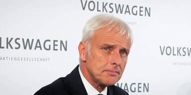Matthias Müller ist neuer VW-Chef