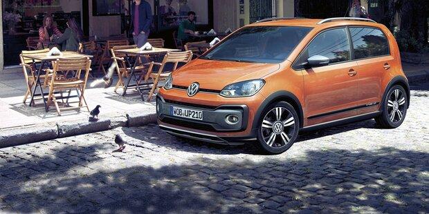 Jetzt startet der neue VW Cross Up!