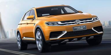Großes VW-SUV startet früher
