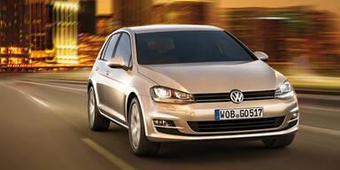 VW Golf VII: Alle Österreich-Preise & Infos