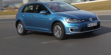 VW muss alle E-Golfs zurückrufen