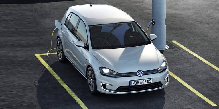 VW-Markenchef setzt voll auf Elektroautos