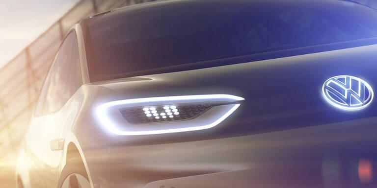 Neue Infos von VWs Super-Elektroauto