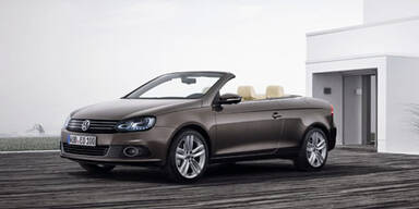 Volkswagen verpasst dem Eos ein Facelift