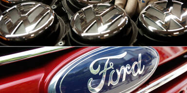 VW und Ford kooperieren bei Elektroautos