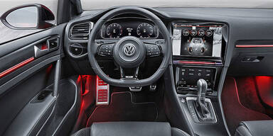 VW zeigt Cockpit des nächsten Golf