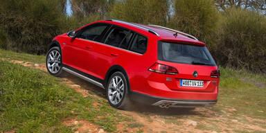 VW Golf Alltrack 2.0 TDI im Test