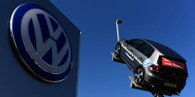VW droht 90 Milliarden Dollar Strafe