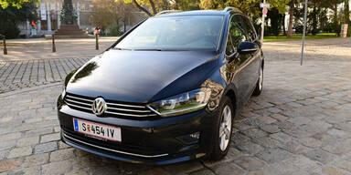 VW Golf Sportsvan TDI Sky im Test