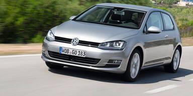 VW-Skandal: Golf-Rückruf startet