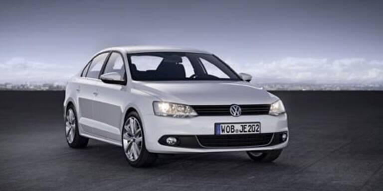 Neuer VW Jetta startet in Österreich