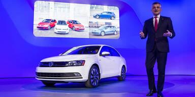 VW lockt Kunden mit besserer Ausstattung