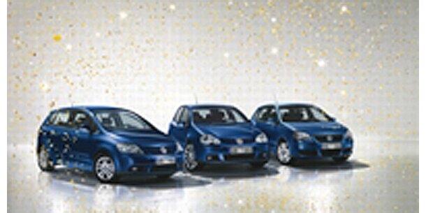 Volkswagen und Toyota im Wettstreit