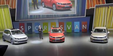 VW-Konzernabend auf der IAA 2013