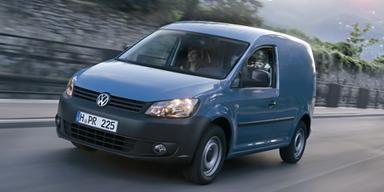 Der neue Caddy hat nun auch die neue Design-DNA von Volkswagen.