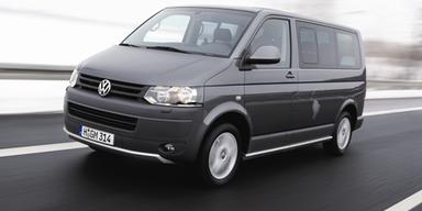 Der neue Multivan Panamericana 4motion; Bild: Volkswagen AG