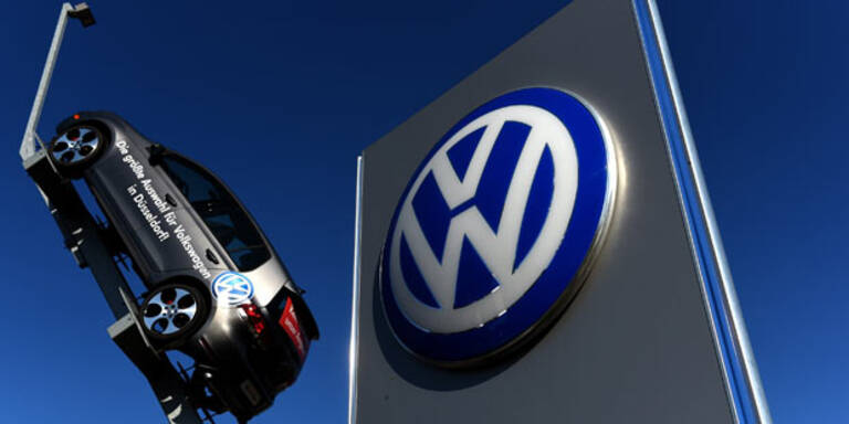 VW bleibt bei uns beliebteste Automarke