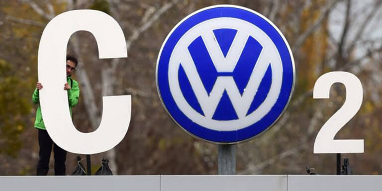 10.000 VW-Autos mit falschen CO2-Werten