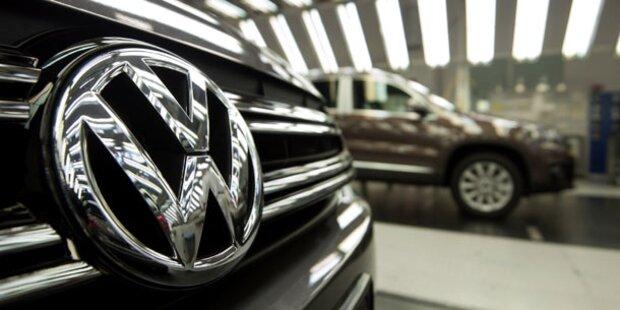 VW startet bisher größten Konzernumbau