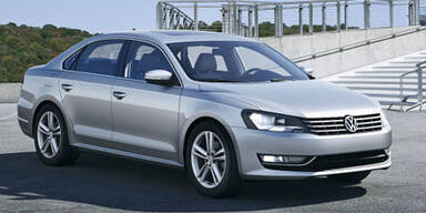US-Version des VW Passat in Detriot