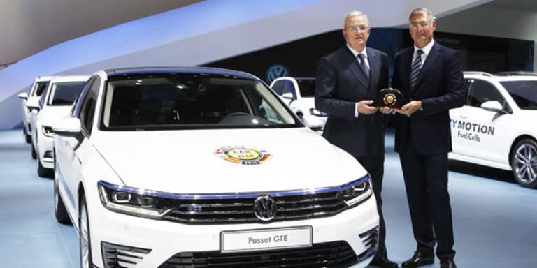 Neuer Passat ist Car of the Year 2015
