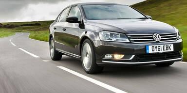 VW-Skandal: Passat verbraucht zu viel