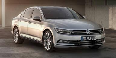 So kommt der neue VW Passat