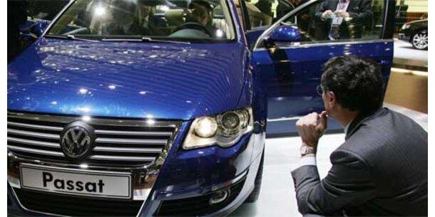 VW-Konzern vor Mega-Umbau