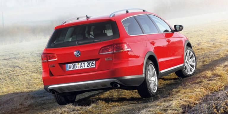 VW Passat Alltrack TDI im Test