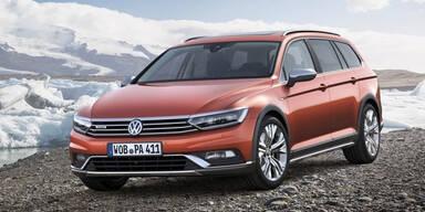 VW bringt den neuen Passat Alltrack