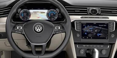 VW setzt voll auf das vernetzte Auto