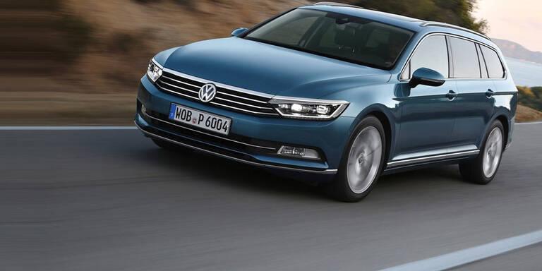 VW ruft in Österreich 3.270 Passat zurück