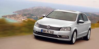 VW verkauft heuer über 7 Millionen Autos