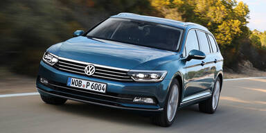 Neuer VW Passat im Fahrbericht
