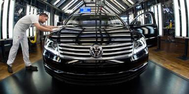 VW bringt einen neuen Phaeton