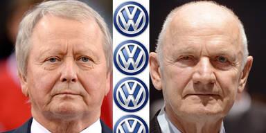 VW schweigt nach Krisentreffen