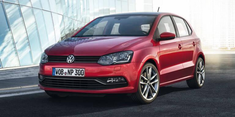 """VW stellt den """"neuen"""" Polo vor"""