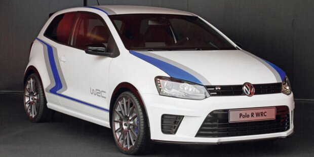 VW bringt den Polo WRC Street