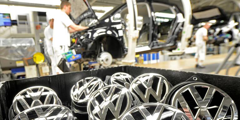 Zukunftspakt: VW spart und baut um