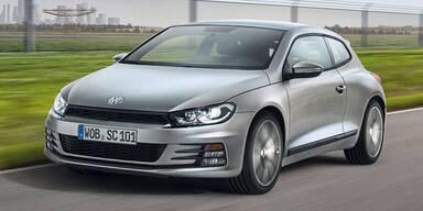 """Das ist der """"neue"""" VW Scirocco"""
